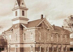 Clay County NC Courthouse