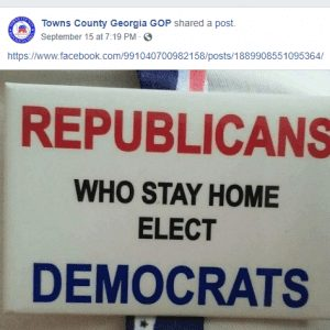 Towns County GOP