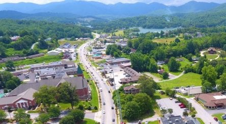 City of Hiawassee