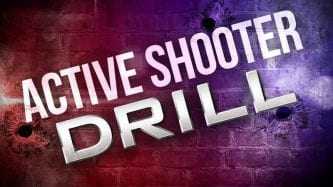 active shooter drill Towns County