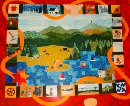 Towns County quilt