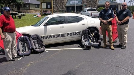 Hiawassee Police Department
