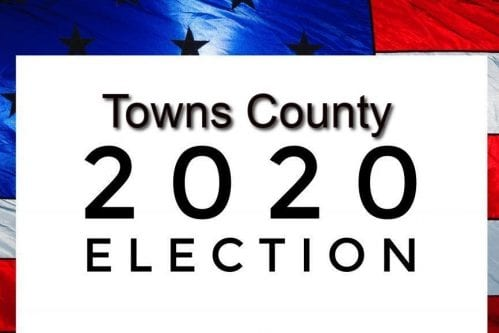 Towns County GA elections